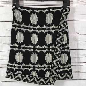 Free People Knit Stretchy Sweater Skirt Size M